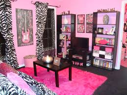zebra bedroom decorating ideas bedroom beautiful cute room decor ideas cool teenage