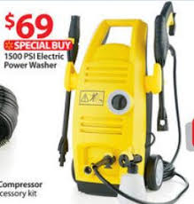 best black friday deals on power washers black friday deal 1500 psi electric power washer by01 vbs 70