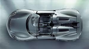 Porsche 918 Background - porsche 918 spyder top view wallpaper 43903 1920x1080 px