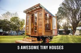 amazing tiny homes 5 amazing tiny houses australian handyman magazine
