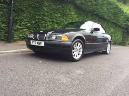 bmw convertible gumtree black bmw 318 convertible automatic 12 months mot 700 in