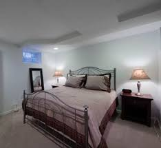 basement bedroom renovation burlington ontario