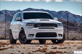 Dodge Durango Srt8 Price 2018 Dodge Durango Srt Specs Price Interior Usa Car Driver