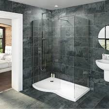 bathroom shower enclosures ideas best awesome walk in shower enclosures for small bathrooms with
