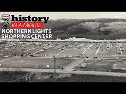 northern lights columbus ohio history in a minute northern lights shopping center youtube