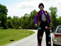 clown stilts jo jo the clown on stilts