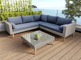 palm springs rattan corner suite lounge sets outdoor furniture