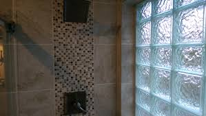 Walk In Shower Designs by Shower Designs With Glass Tile For Bathroom Renovation Ideas