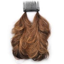 invisible hair invisible comb with wire hair extensions hair wire in