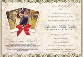 Wedding Invitation Sample Postcard Invitation Template Free U2013 Orderecigsjuice Info