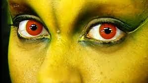 happy halloween not if decorative contacts hurt your eyes cbs news