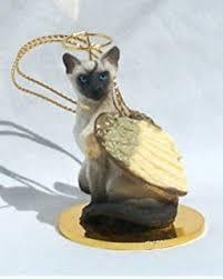 calico cat ornament tiny calico cat figurine
