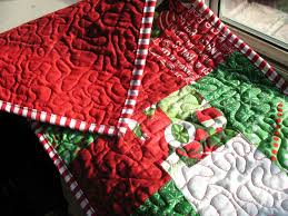 craft patch quilted christmas table runner