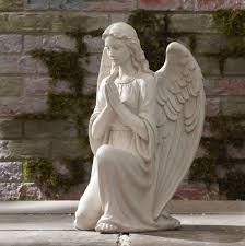 statues for home decor garden angel statue large home outdoor decoration