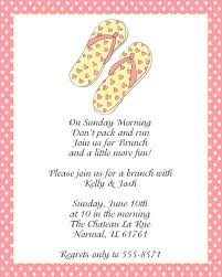 brunch invitation wording wedding luncheon invitation wording