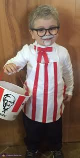 Diy Halloween Costumes Kids Idea 50 Minute Halloween Costume Ideas Chicken Costumes Kfc