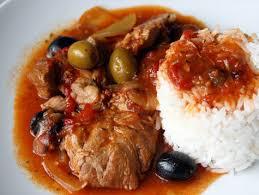 cuisine corse veau aux olives saute de veau aux olives plat traditionnel corse servez ce