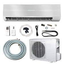 ductless mini split amazoncom amvent btu ton ductless wall mount mini split best split