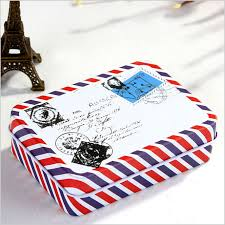 christmas gift card boxes mini metal tin box container christmas gift candy boxes envelope