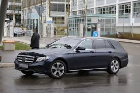 cars mercedes 2017 2017 mercedes benz e class t modell proves elegance and