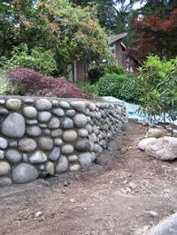 10 natural rock garden walls river rocks rock wall and rocks