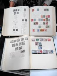 large photo albums 1000 photos two large stanley gibbons imperial albums 1000 pages