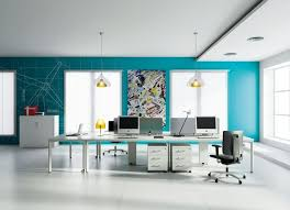 What Does Co Interior Mean Colour Theory What Does A Blue Office Mean