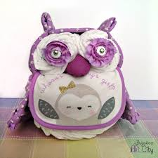 diper cake owl cake bugaboocity