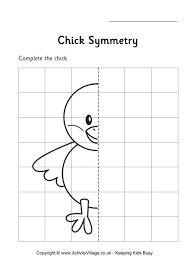 animal symmetry worksheet bagru info
