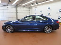 2017 used bmw 5 series 540i at bmw of gwinnett place serving