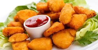 membuat nugget ayam pakai tepung terigu resep membuat nugget ayam wortel sederhana