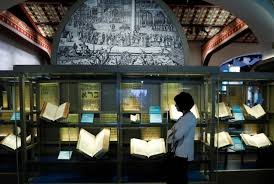 museum of museum of the bible gears up for opening in washington amid