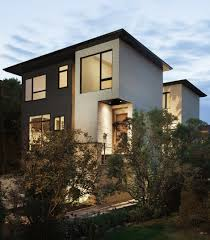 Glass Box House Box House Construction With Modern Architecture Design Hupehome