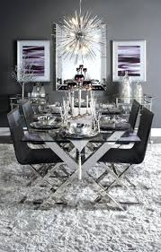mirrored dining room table sophie mirrored dining table culturesphere co