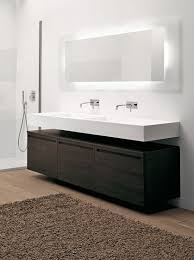 Flat Bathroom Mirrors Bathroom Mirrors 35 Modern And Lighted Bathroom Mirror Ideas