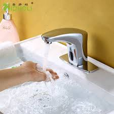 Automatic Bathroom Faucet by Cheap Automatic Bathroom Faucet Find Automatic Bathroom Faucet