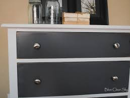 rustic maple vintage grey and white wood dresser