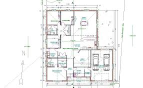 Autocad Simple House Plan Download