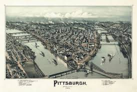 Pittsburgh Neighborhood Map How 65 Pittsburgh Neighborhoods Got Their Names Mental Floss
