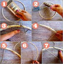 diy tutorial how to make a dreamcatcher the journey junkie