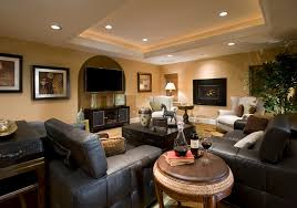 wall colors for family room basement wall colors family room traditional with accent wall