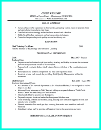 Sushi Chef Resume Example by Sushi Chef Resume Resume For Your Job Application