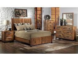 Rustic Bedroom Furniture Canada The Maya Collection Rustic Pine Leon U0027s