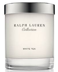 ralph lauren white tea candle 210g neiman marcus