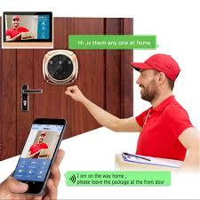 front door video camera online get cheap wireless front door security camera aliexpress