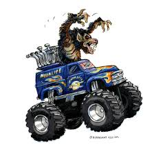 The Awesome Monster Trucks Toy Line That Never Was U2013 Blumhouse Com