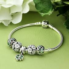 pandora bangles bracelet images Pandora feeling lucky charm bracelet elisa ilana