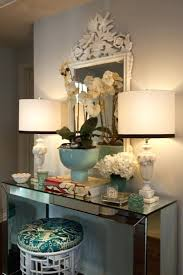 silver entryway table design small ideas appealing modern concept