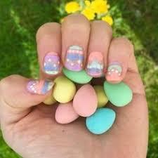 cute nail art designs of easter 2017 spring nail art 2017