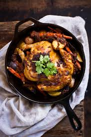 an indian thanksgiving with murgh musallam